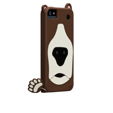 Case-mate Creatures Cases for Apple iPhone 5/5s - Grizzly