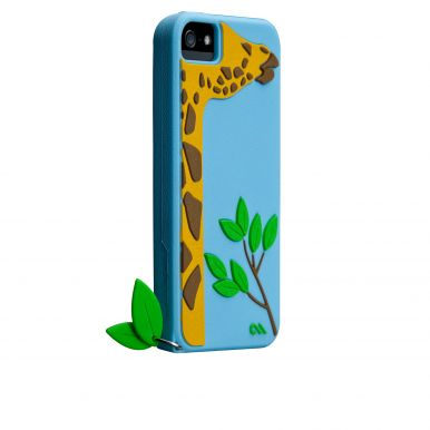 Case-mate Creatures Cases for Apple iPhone 5/5s -  Leafy