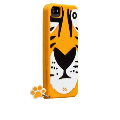 Case-Mate Tigris Creatures Cases for Apple iPhone 5/5s - Orange
